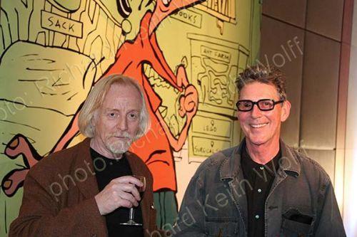 Paul Vester & Ginger Gibbons