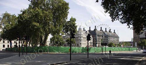 Boris Johnson's wall