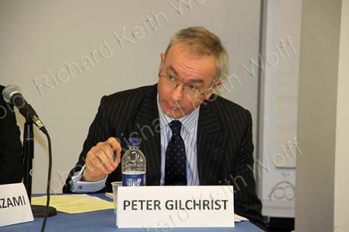 Peter Gilchrist