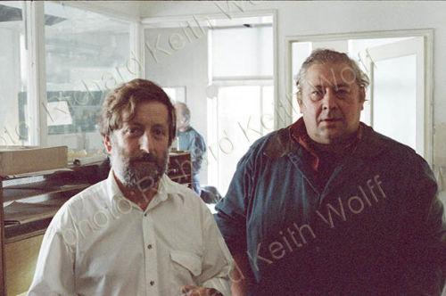 Peter Hearn & Tony Fish