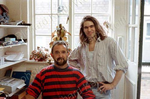Peter Tupy & Sean Souter