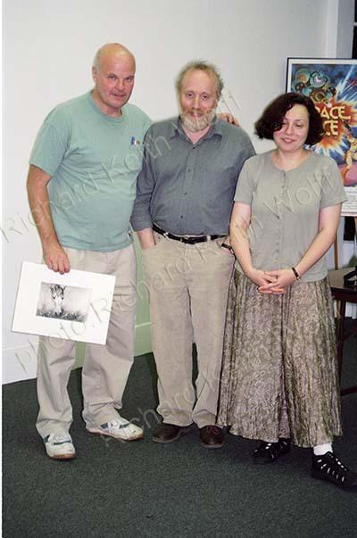 Richard Wolff & Yuri Norstein
