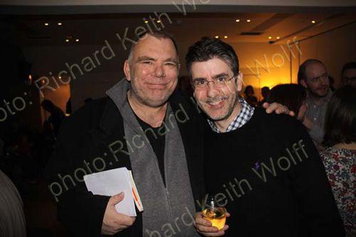 Richard Ridings & Mark Baker