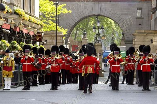 Queen's Guard military band