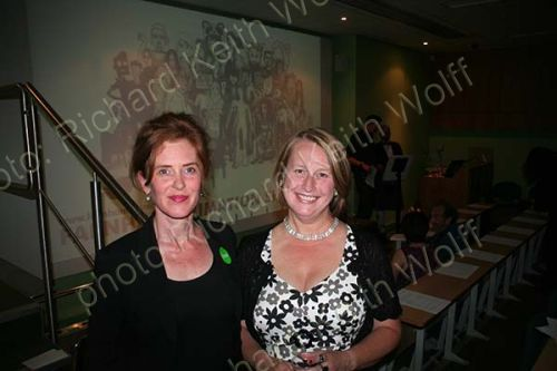 Suzanne Buchan & Lesley Adams