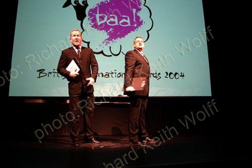 Steve Wells & Alan Gilbey