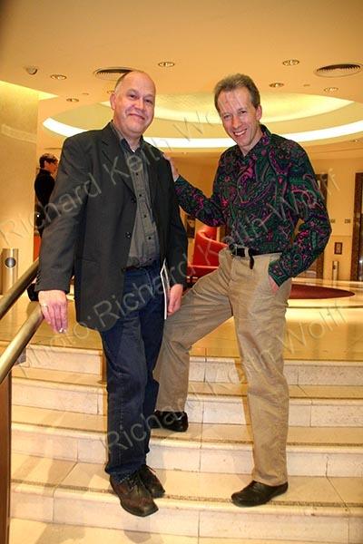 Richard Goleszowski & Trevor Murphy