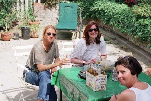 Tracy Shaw, Gill Bradley & Odile