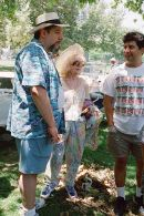 Tom Sito, Lucille Bliss & Antran Manoogian
