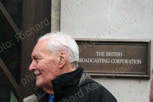 Tony Benn versus BBC