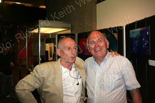 Tony Cope & Peter Western