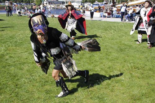 Tsimshian dance