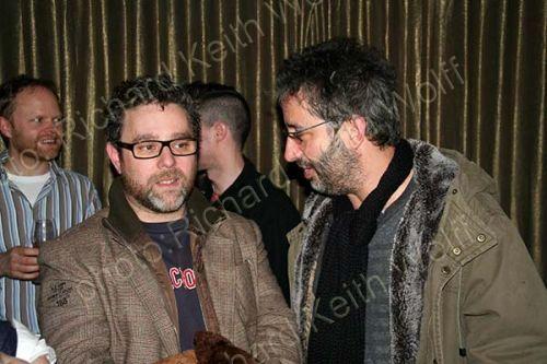 Andy Nyman & David Baddiel