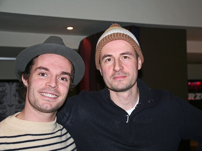 Oliver Jeffers & Philip Hunt