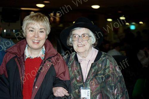 Spud Houston & Rosemary Welch