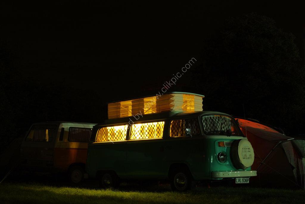 VW Bay Camper