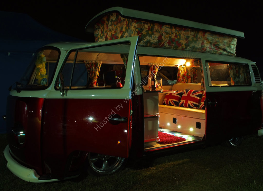 VW Bay Camper
