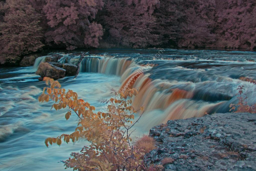 Aysgarth, Upper Fall