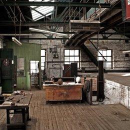 Edwin Woodhouse Mill Buildings