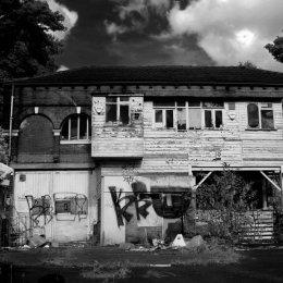 Derelict Building, Victoria Rd, Leeds