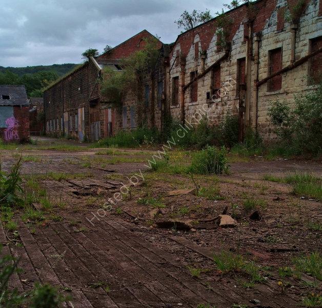 Derelict Mill Otley