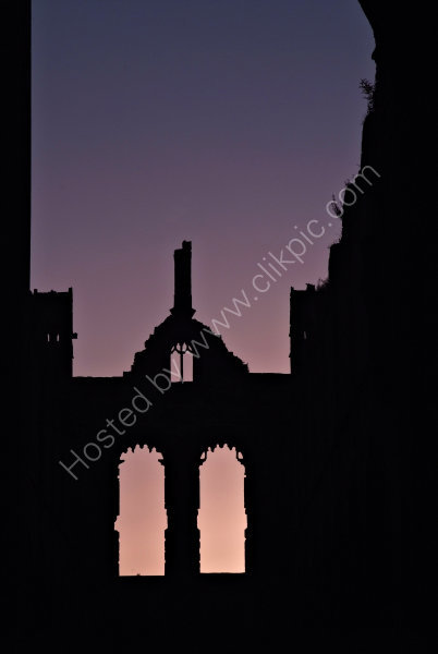 Kirkstall Abbey Sunset