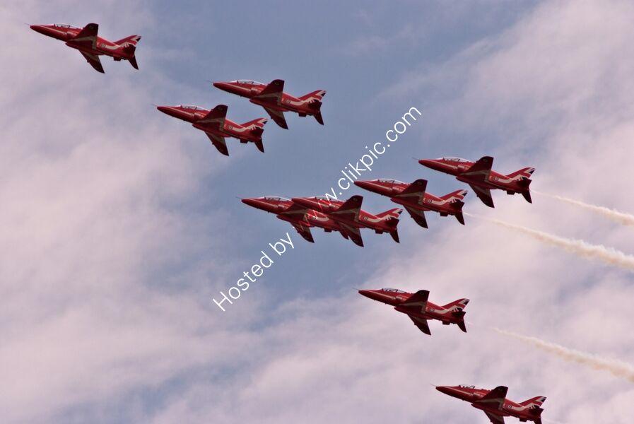 RED Arrows, RAF Cosford