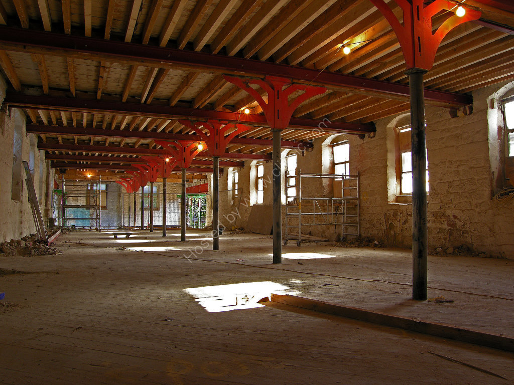 Inside Troy Mill