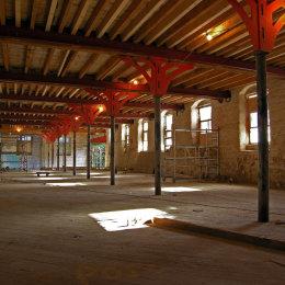 Inside Troy Mill