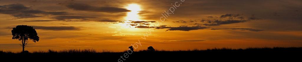 Sunrise Low Moor