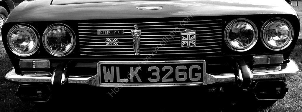 Newby Hall Classic Car Show 2016