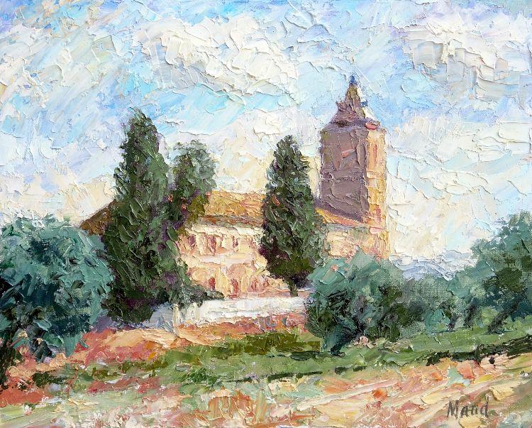 La Iglesia de Santiponce