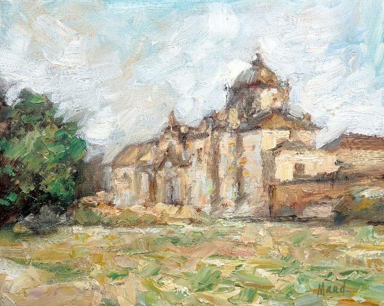 El Monasterio de la Cartuja 2