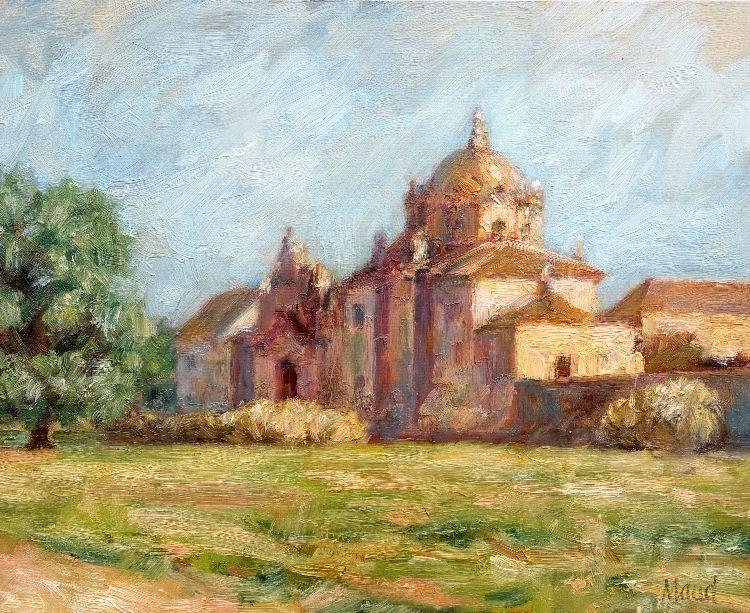 El Monasterio de la Cartuja 1