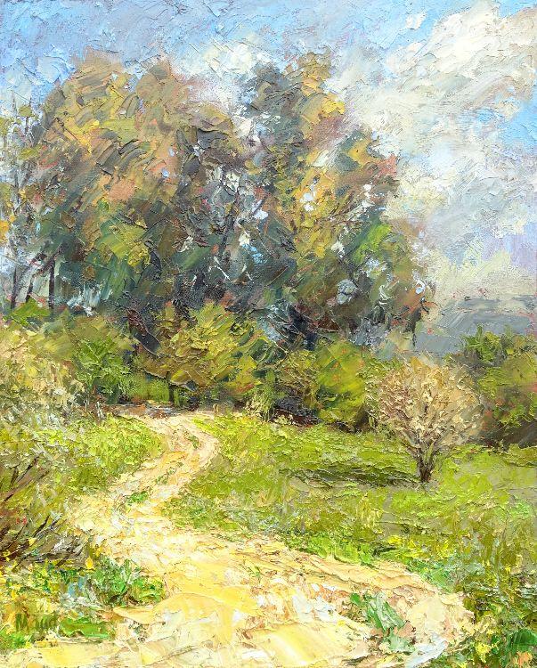 Un camino a Camas