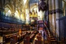 Lincoln Cathedral St Hughs Choir II