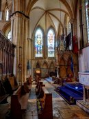Lincoln Cathedral Airman's Chapel