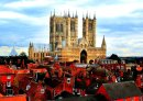 Lincoln Cathedral from the Castle I