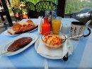 The surprise breakfast