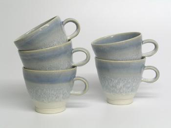 Wide flare mug