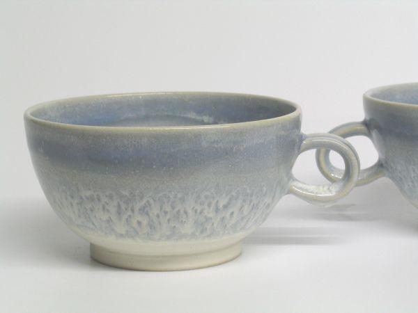 Wide 'bowl' mug.
