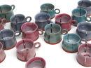 Bell mugs.