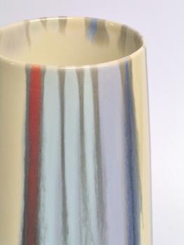 Vase detail.
