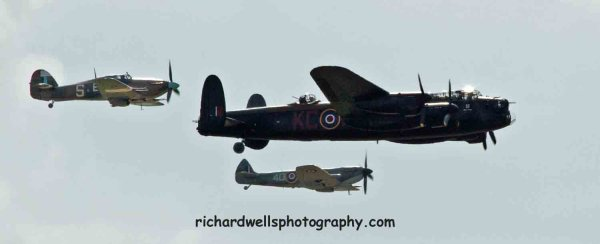 Battle of Britain Flight, East Fortune!