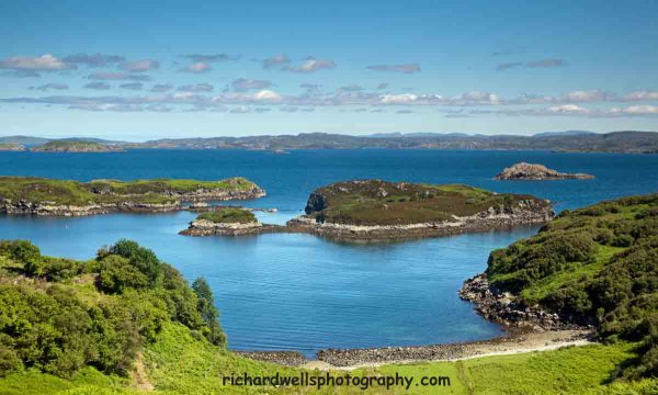 The Bay at Drumbeg, Sutherland