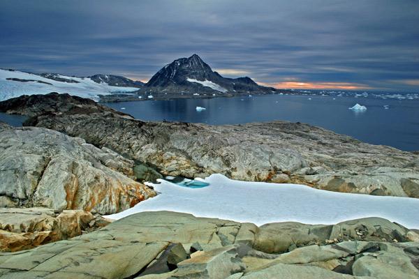 Umivik Bay, Greenland