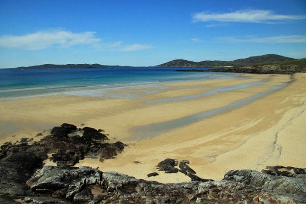 Final Beach on Harris
