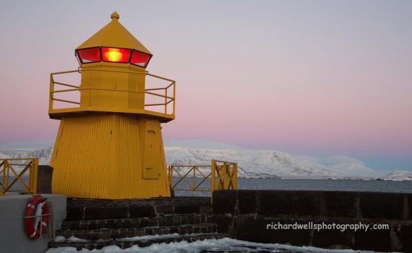 Red Light, Reykjavik