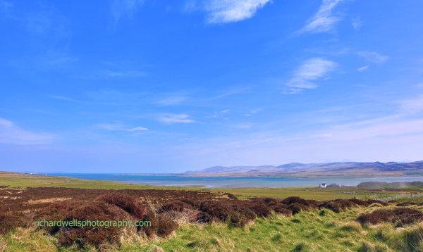 View over Loch Gruline