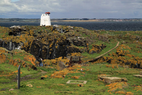 Foghorn, Isle of May